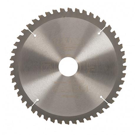 Lame de scie circulaire bois D. 184 x 30 mm x 48 dents Alt. - 844075 - Triton