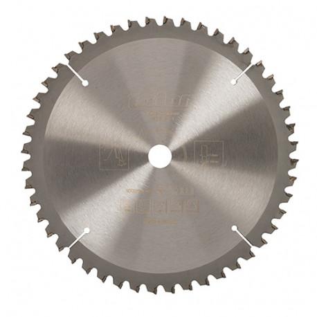 Lame de scie circulaire bois D.190 x 16 mm x 48 dents Alt. - 854680 - Triton