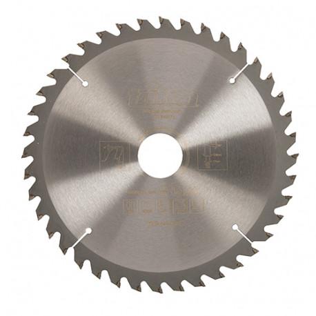 Lame de scie circulaire bois D. 190 x 30 mm x 40 dents Alt. - 930775 - Triton
