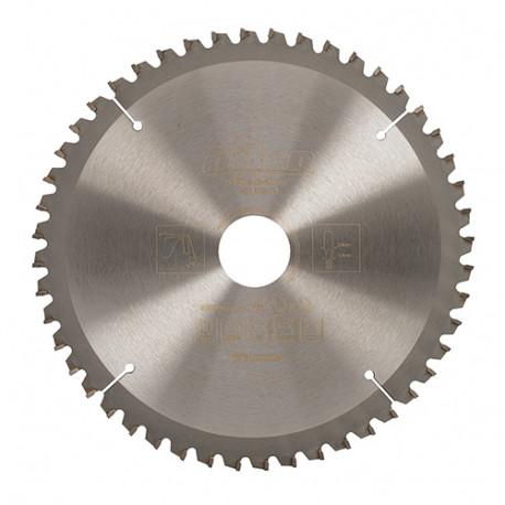 Lame de scie circulaire bois D. 190 x 30 mm x 48 dents Alt. - 980629 - Triton