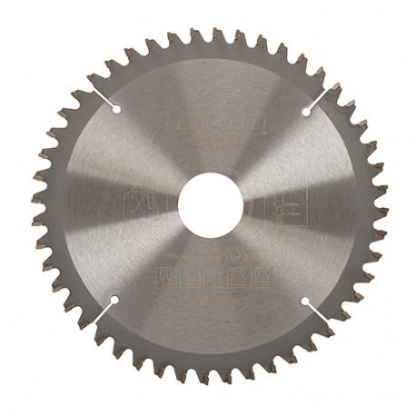 Lame de scie circulaire bois D. 165 x 30 mm x 24 dents Alt. - 988240 - Triton