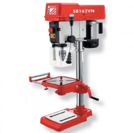 Perceuse à colonne d'établi avec variateur et affichage digital - 230V 550W - SB162VN-230V - Holzmann