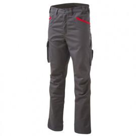 Pantalon de travail INN-HORN 10DUC10 Gris - 50% coton 50% polyester - Ducati