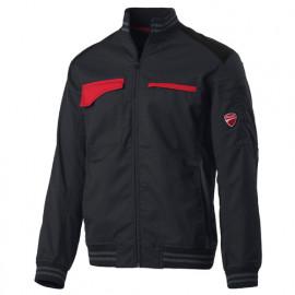 Blouson de travail INN-SPRINT 60DUC1 Gris foncé-Noir - 35% coton 65% polyester - Ducati