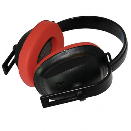 Casque anti-bruit compact SNR 22dB - 140858 - Silverline