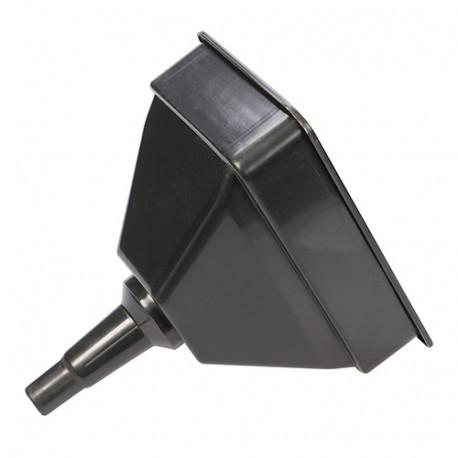 Entonnoir avec filtre 255 x 165 mm - 199285 - Silverline