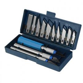 Coffret de scalpels 16 pièces - 251094 - Silverline