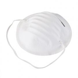 50 masques protecteurs anti-poussière - 266831 - Silverline