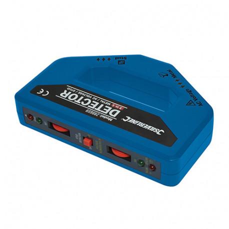 Détecteur 3-en-1 - 1 pile 9 V (PP3) - 288659 - Silverline