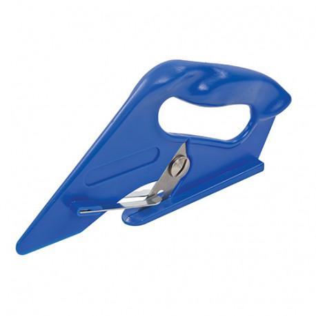 Couteau à moquette universel Lame à 50° - 446296 - Silverline