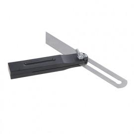 Fausse équerre à manche en plastique 200 mm - 460001 - Task