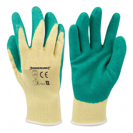Gants kevlar anti-coupures Large - 633534 - Silverline
