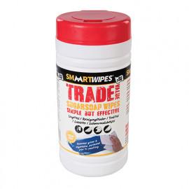 80 lingettes imprégnées spéciales préparation de surfaces - 766470 - Smaart
