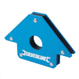 Aimant de soudeur 100 mm - 868731 - Silverline