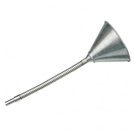 Entonnoir à flexible acier 150 mm - 868860 - Silverline