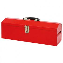 Caisse à outils métallique - 1 compartiment avec plateau - 87A03AUS - King Tony