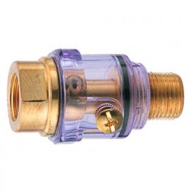 """Huileur pneumatique automatique 1/4"""" - SW12A - M7"""