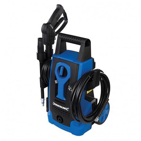 Nettoyeur haute pression 1 400 W 230 V - 105 bar max - 834832 - Silverline