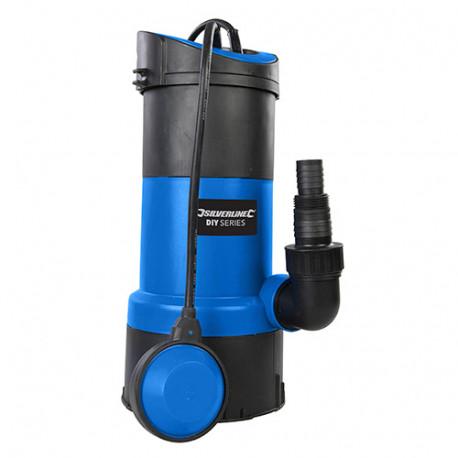 Pompe submersible pour eaux claires et usées 750 W 230 V - 917615 - Silverline
