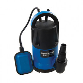 Pompe submersible à eau propre 250 W 230 V - 752782 - Silverline