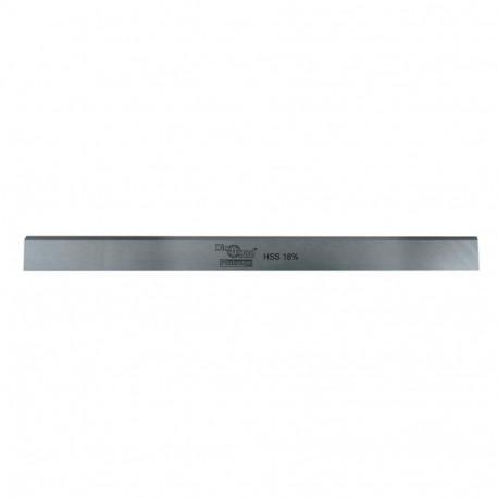 Fer de dégauchisseuse/raboteuse PRO 410 x 30 x 3 mm acier HSS 18% (le fer) - fixtout Platinum