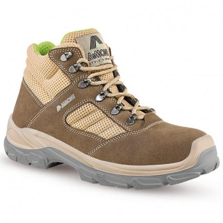 Chaussure de s curit montante jackal s1p src aimont - Chaussure de securite montante ...