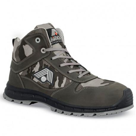 Chaussure de s curit montante west s3 src aimont - Chaussure de securite montante ...