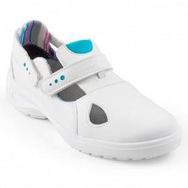 Sandale de sécurité Femme - MIMOSA BLANC O1 SRC - Gaston Mille