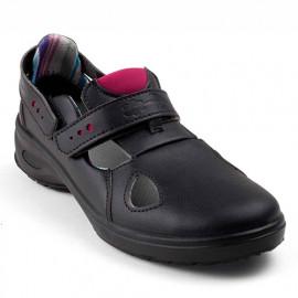 Sandale de sécurité Femme - MIMOSA NOIR O1 SRC - Gaston Mille