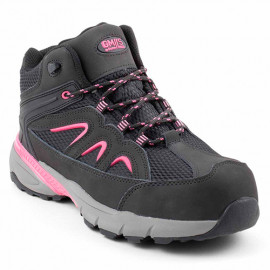 Basket de sécurité montante Femme - TOP HIKER LADY ROSE GM'S S3 SRC - Gaston Mille