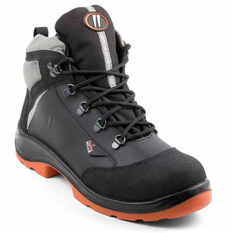 Chaussure de s curit montante anticut s3 an cr hi ci - Chaussure de securite montante ...