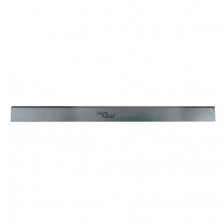 Fer de dégauchisseuse/raboteuse 260 x 20 x 2.5 mm acier HSS (le fer) - fixtout