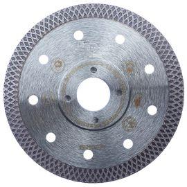 Disque diamant pro REPTILE D. 125 x Al. 22,23 x Ht. 10 x ép. 1,3 mm - grès cérame, granite, marbre - fixtout Platinum