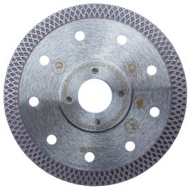 Disque diamant pro REPTILE D. 115 x Al. 22,23 x Ht. 10 x ép. 1,3 mm - grès cérame, granite, marbre - fixtout Platinum