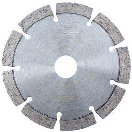 Disque diamant SCULPTOR D. 125 x Al. 22,23 x Ht. 10 mm - béton, matériaux de construction - fixtout