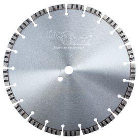 Disque diamant AQUARIUS D. 300 x Al. 20 x Ht. 10 mm - béton armé, béton, matériaux de construction - fixtout