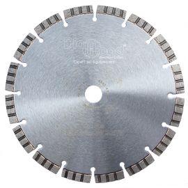 Disque diamant AQUARIUS D. 230 x Al. 22,23 x Ht. 10 mm - béton armé, béton, matériaux de construction - fixtout