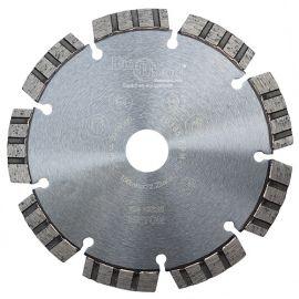 Disque diamant AQUARIUS D. 150 x Al. 22,23 x Ht. 10 mm - béton armé, béton, matériaux de construction - fixtout
