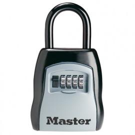 Rangement sécurisé M pour clés Select Access. Avec anse. Dim 10,1 x 9 x 4 cm - 5400EURD - Masterlock