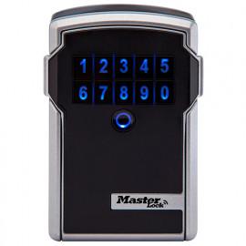 Rangement sécurisé Bluetooth Select Access. Dim 12,7 x 8,3 x 5,9 cm - 5441EURD - Masterlock