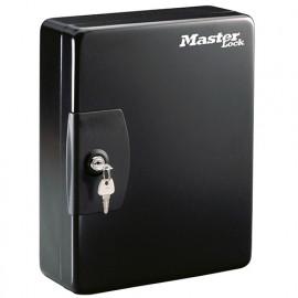 Armoire à clés M pour 50 clés. Dim 30 x 23,9 x 9,8 cm - KB-50ML - Masterlock