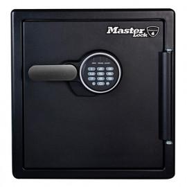 Coffre-fort sécurité électronique ignifugé et étanche XL. Dim 45,3 x 41,5 x 49,1 cm - LFW123FTC - Masterlock