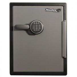 Coffre-fort sécurité électronique ignifugé et étanche XXL. Dim 60,5 x 47,2 x 49 cm - LFW205FYC - Masterlock