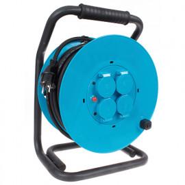 Enrouleur électrique HO7RNF 25 M x 3 x 2,5 mm - fixtout