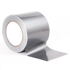 Adhésif multi-usage toilé gris 33 M x 100 mm - Diamwood