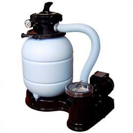 Kit de filtration piscine complet 6 m3/h piscine 25m3/h - 46905 - Fluidra