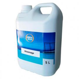 Hivernage piscine algicide bactéricide et anti calcaire 5 L - 755805 - Aqua Soleil
