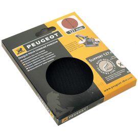 Plateau/support pour disque auto-agrippant D. 127 mm pour ENERGYSAND 25T - 806299 - Peugeot