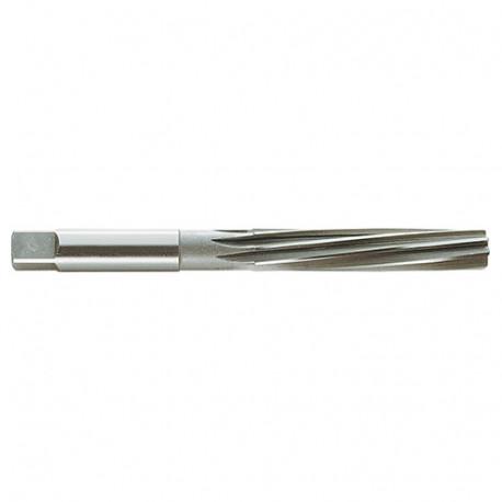 1 alésoir à main HSS DIN206B D. 4,5 x Lt. 81 x Lu. 41 mm x Q. Carrée - 41010000450 - Hepyc