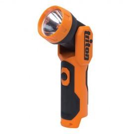 Torche à tête pivotante T12FL (sans batterie) - 104391 - Triton